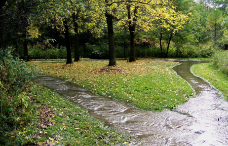 Mill Pond Park; Richmond Hill, Ontario.