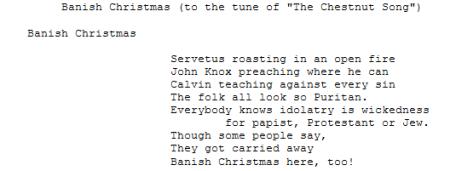banishchristmas